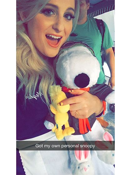 Top 3 Celebrity Snapchats All of Us Should Follow - Sneek ...