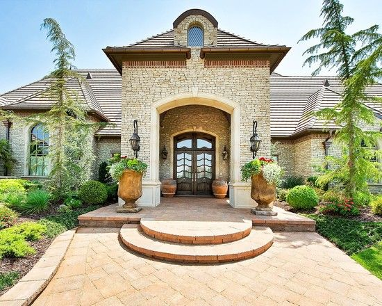 82 best images about home exterior on pinterest stucco for French country house pictures