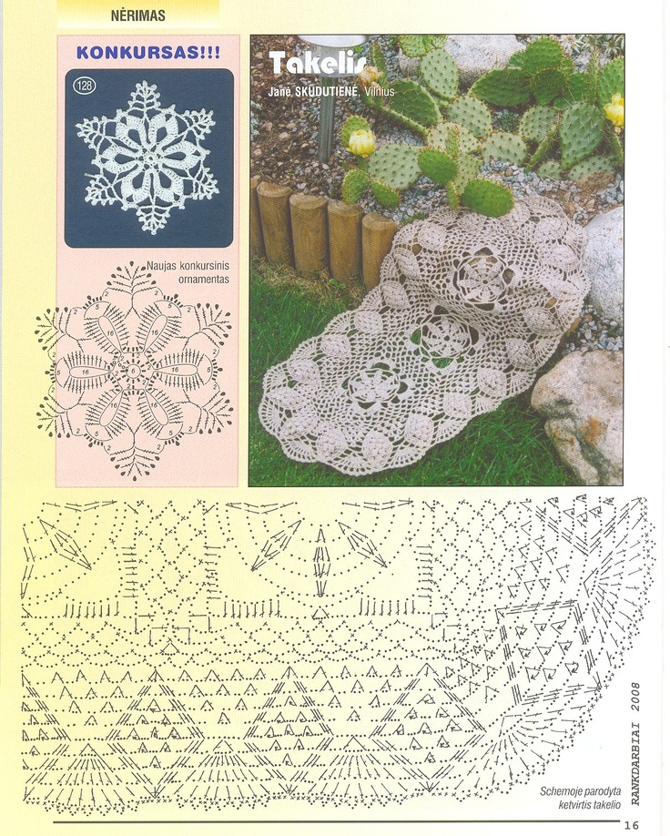 Crochet runner diagram wiring diagram 191 best crocheting runners images on pinterest table runners rh pinterest com filet crochet diagrams japanese crochet diagrams ccuart Choice Image