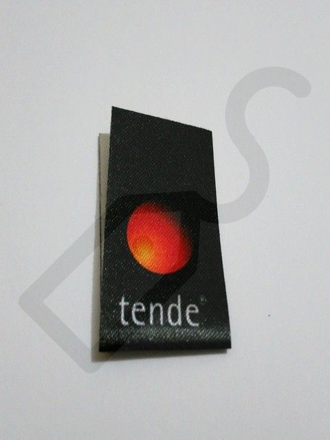 Printed Satin Fabric   Label Services