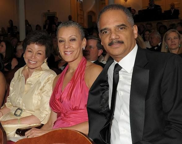 "Eric Holder and Valerie Jarrett Give Phone Conference Calls To Black Leaders On ""Their"" Efforts and Investigation In Ferguson…"