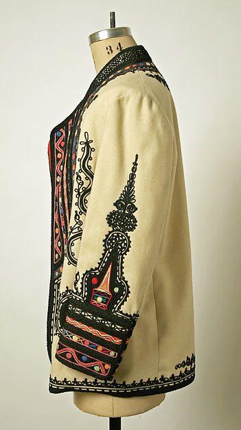 Coat   Romanian   The Met