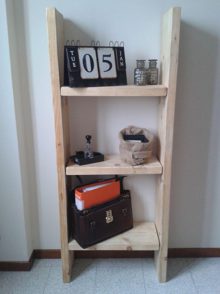 Favoloso Oltre 25 fantastiche idee su Scaffale in legno su Pinterest  DD97