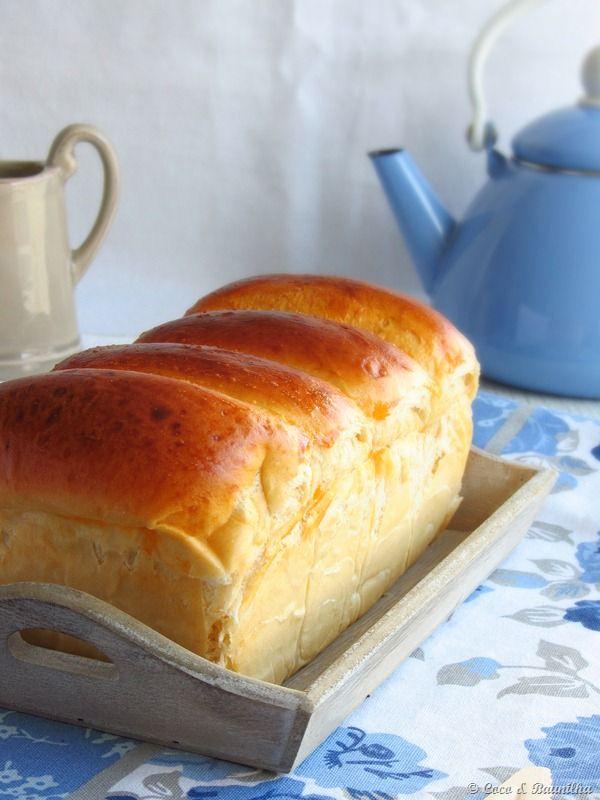 Pão de leite extra fofo – Método asiático «gelatinized dough» PAP #pfam