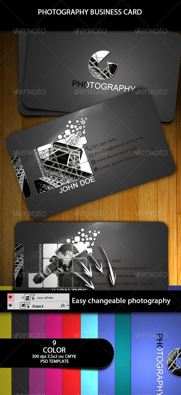 206 best Business Card Template images on Pinterest | Business card ...