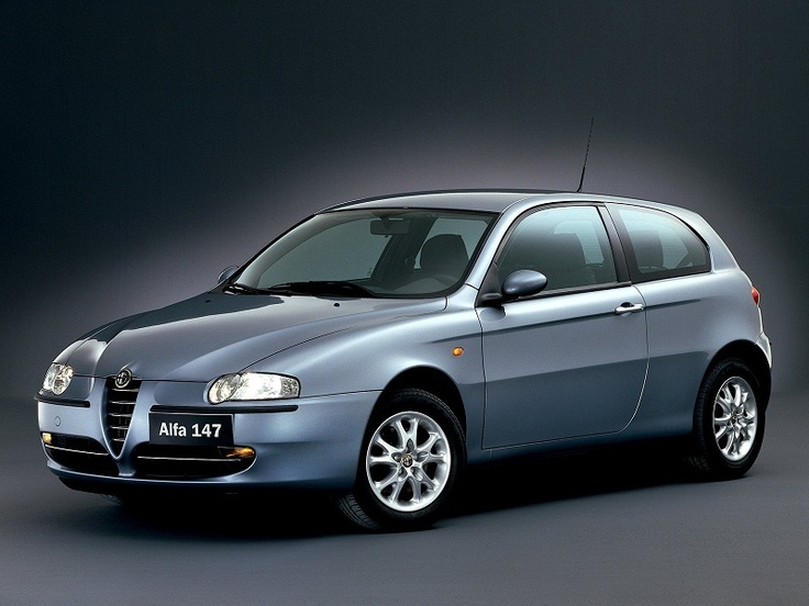 Alfa Romeo 147 (2000)
