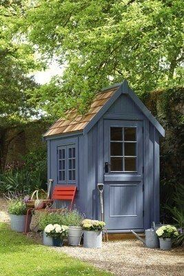 Luxury  Simply amazing garden shed ideas