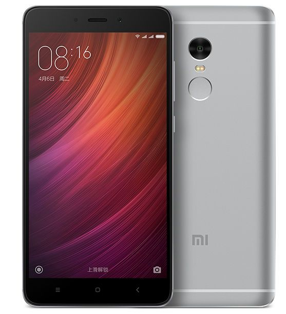 Xiaomi Redmi Note 4 with Full HD dispaly, Helio X20 SoC, 4100mAh battery…