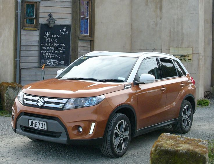 New Suzuki Vitara LTD Review - New Zealand