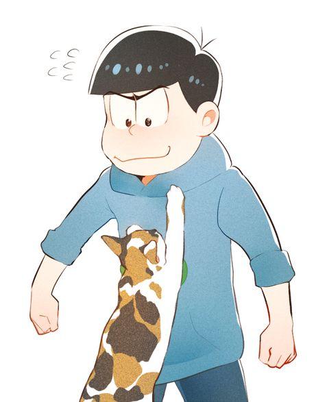 Osomatsu-san Karamatsu #Anime「♡」