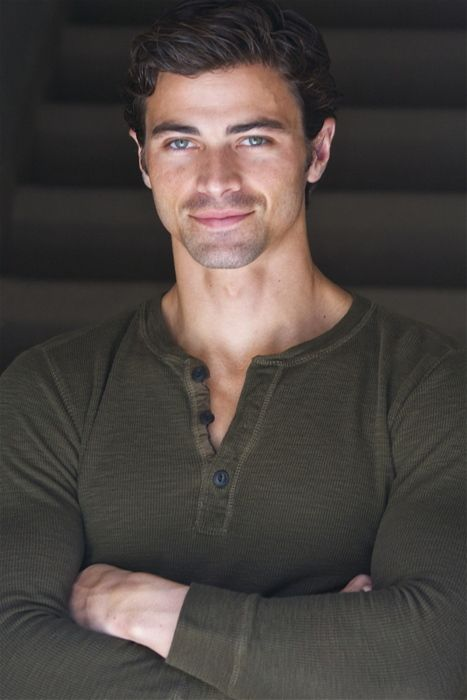 Matt Cohen/John Winchester Supernatural( I see where the Boys get their Good Looks!!!)