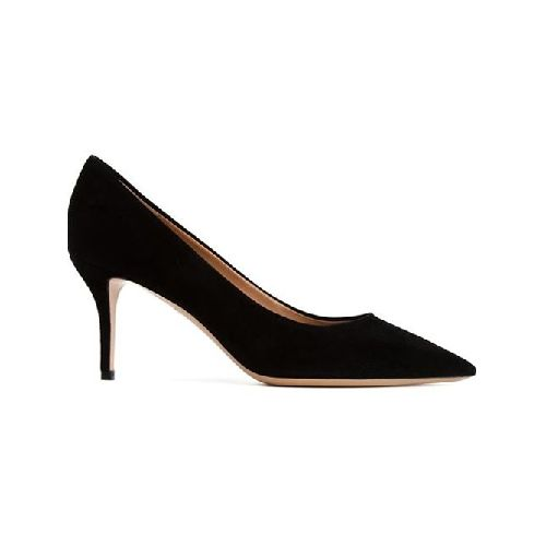 buy cheap collections top quality sale online Salvatore Ferragamo Embossed Leather Pointed-Toe Pumps choice online discount 2015 new outlet 100% guaranteed O2FDhoqWHw