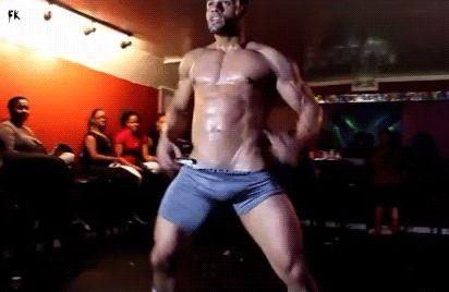 Male stripper norb jantschek