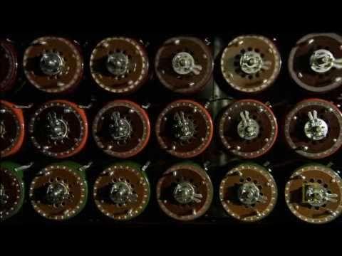 National Geographic  Cracking the NAZI Enigma Code Machine
