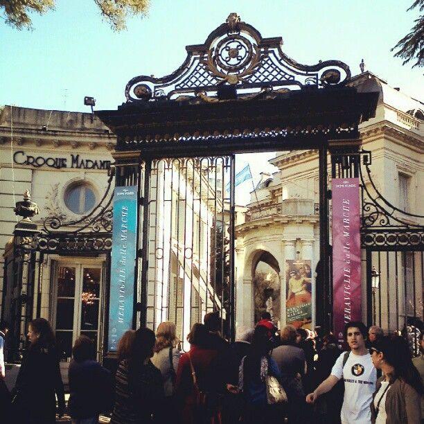 Museo Nacional de Arte Decorativo en Baires, Buenos Aires C.F.