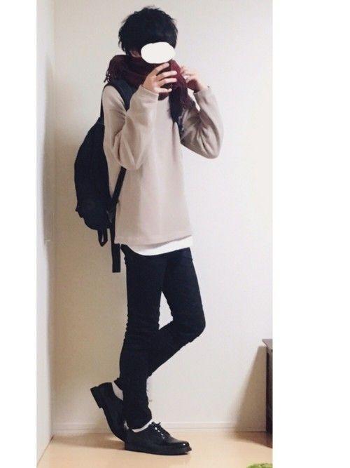 crepusculeのニット・セーターを使ったとっしーのコーディネートです。WEARはモデル・俳優・ショップスタッフなどの着こなしをチェックできるファッションコーディネートサイトです。