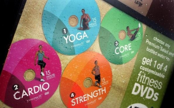 Best yoga DVD workouts for your home practiice
