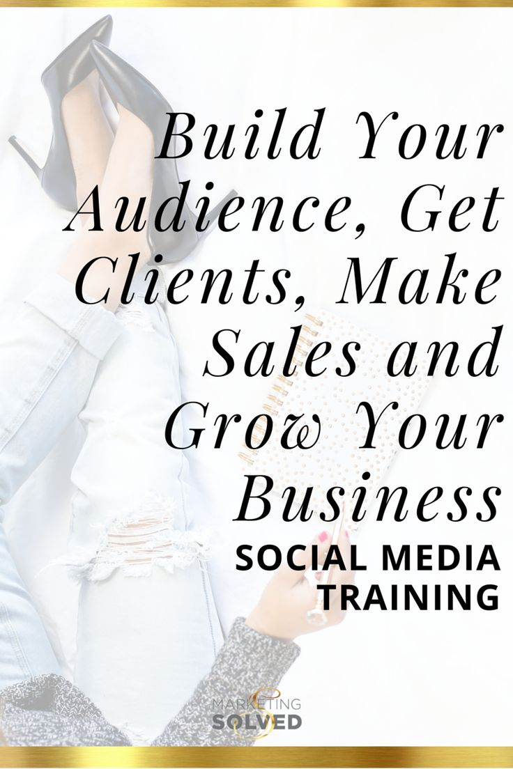 Learn how to use social media to turn fans into customers and grow your business.