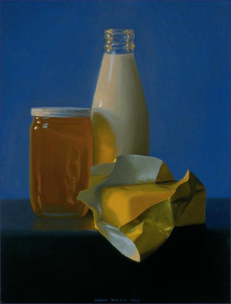 Conor Walton. Milk, Butter and Honey