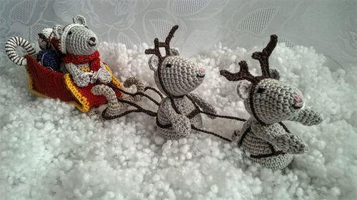 Vianočné myšky