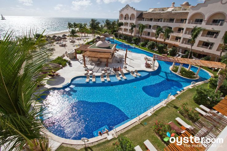 Excellence Riviera Cancun Hotel | Oyster.com Review & Photos