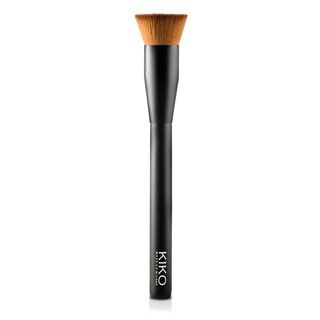 Kwast voor gezichtsmake-up met holle vorm: Face 107 - KIKO Milano