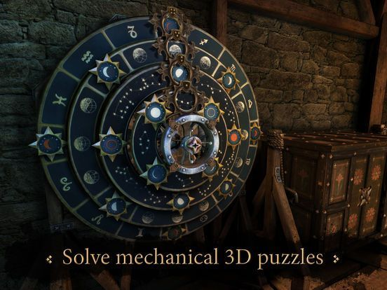 The House of da Vinci 3D puzzle-solving game  By Blue Brain Games