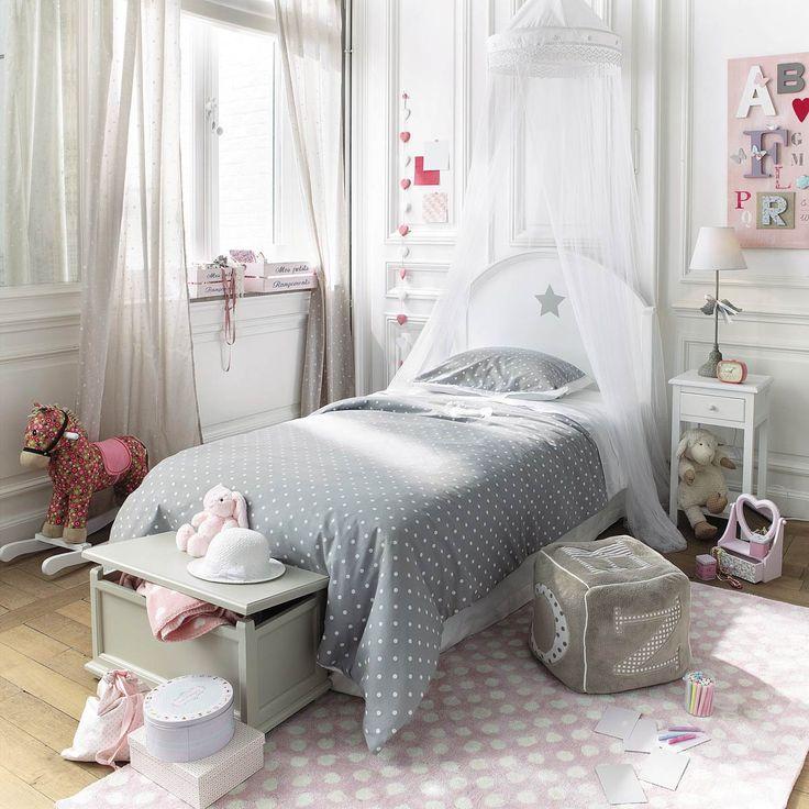 Ciel de lit enfant Pastel