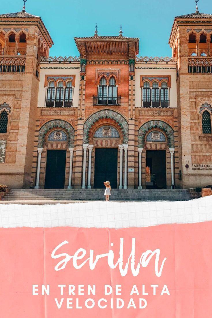 Excursión A Sevilla En Ave Desde Madrid Civitatis Com En 2020 Sevilla Tren De Alta Velocidad Viajar Por El Mundo