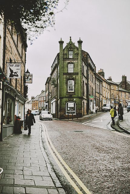 Alnwick, Northumberland, England by ardemonia . on Flickr.
