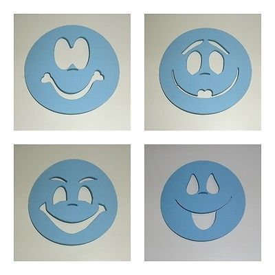 483 best images about smiley on pinterest - Plantillas para pintar ...