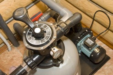 How To Change Your Pool Filter Sand.