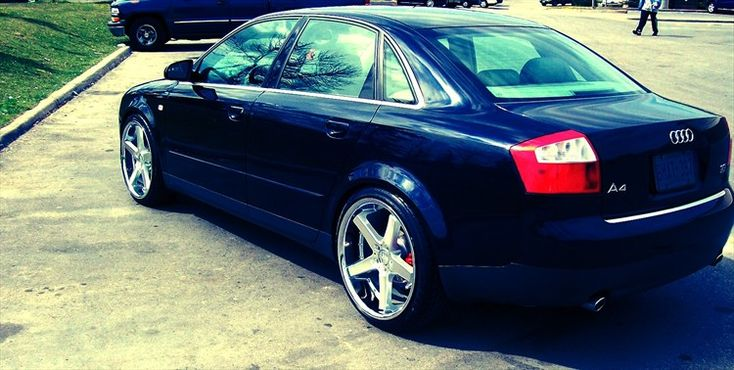 Random pic of your b6... - Page 27