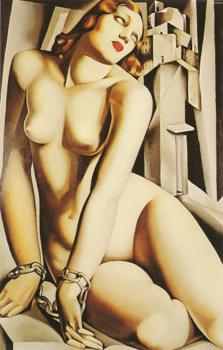 Tamara de Lempicka.Andromeda (1929)