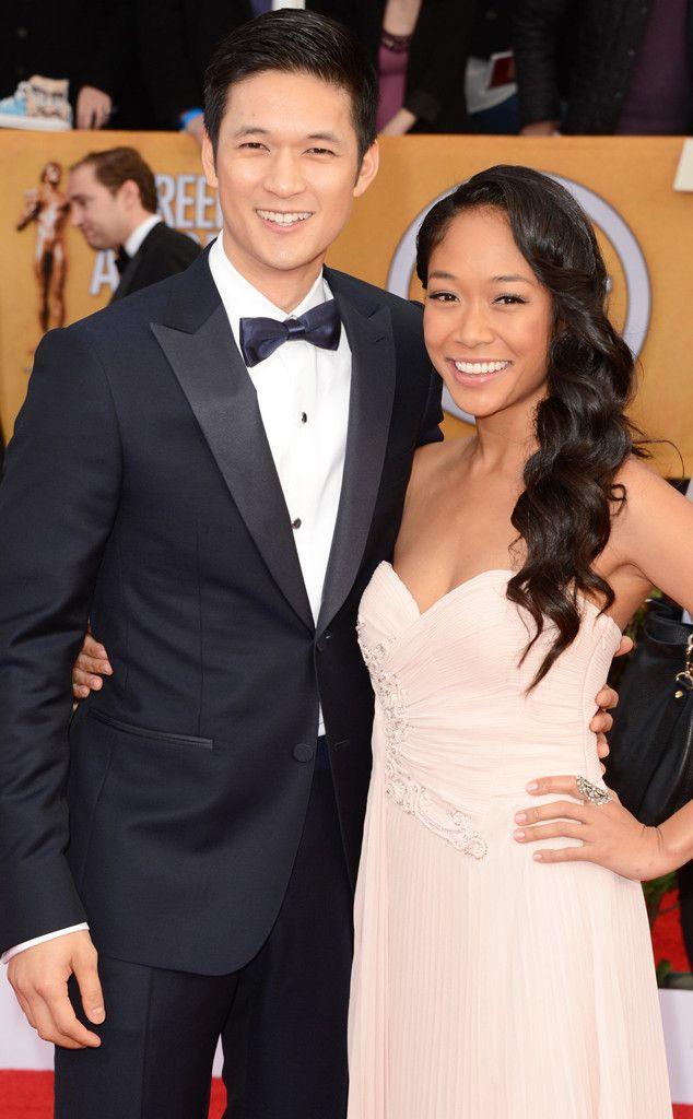 Glee's Harry Shum Jr. Got engaged to Shelby Rabara
