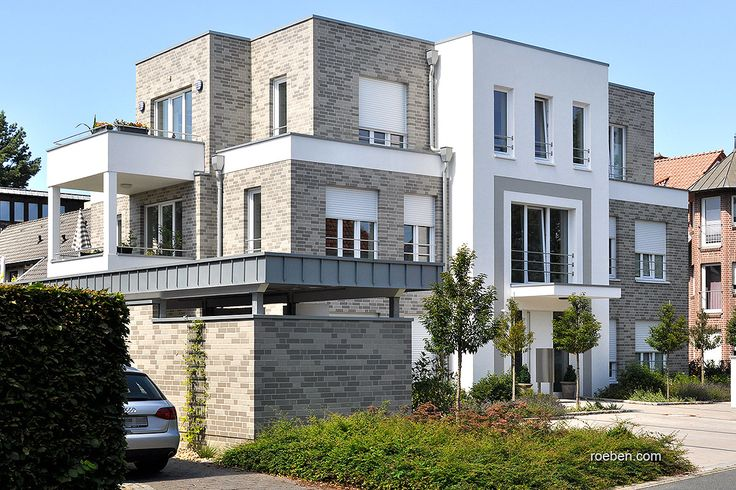 Röben Klinker, Bricks | Keramik-Klinker FARO grau-bunt