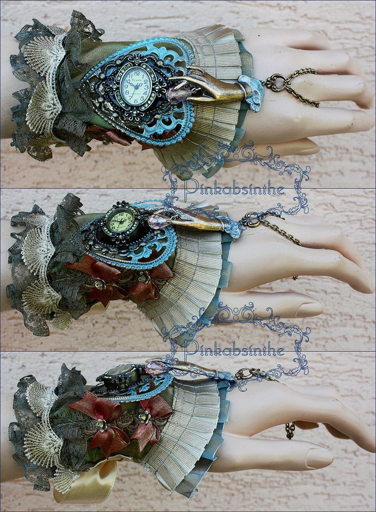 One of a kind cuff I by Pinkabsinthe on DeviantArt