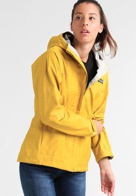 Patagonia Hardshelljacke - sulphur yellow für 139,95 € (23.10.16) versandkostenfrei bei Zalando bestellen.