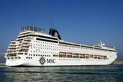 RENEWED AND ENHANCED MSC SINFONIA RETURNS TO SERVICE
