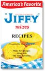 """""""JIFFY"""" Recipe Book. Have to try some of these... Garlic Cheese Biscuits, donut holes, ... Sounds interesting."""