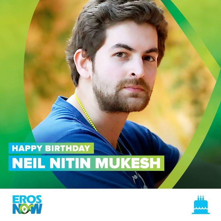 birthday invitation card in hindi%0A Here u    s wishing the charismatic Neil Nitin Mukesh a very Happy Birthday