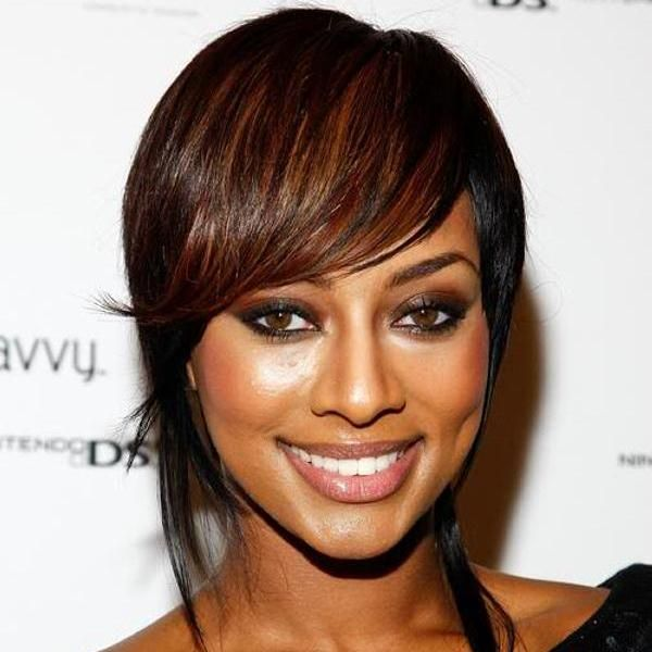 14 best Keri Hilson Srt Hairstyles images on Pinterest | Pixie ...