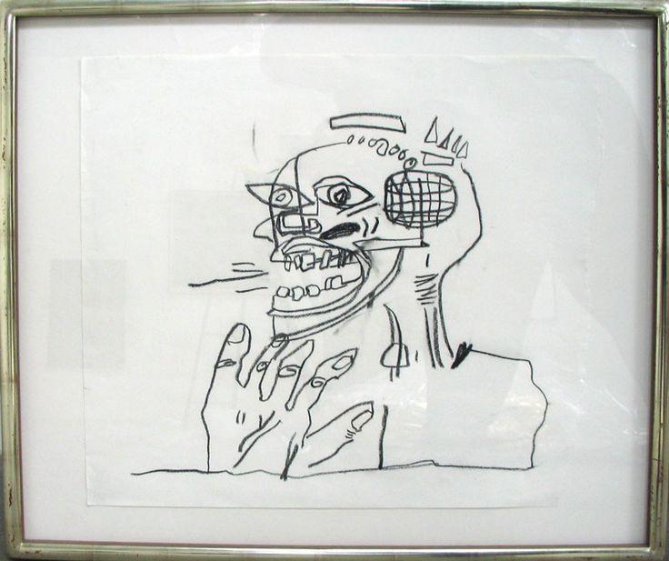 El cuaderno de dibujo: Jean-Michel Basquiat