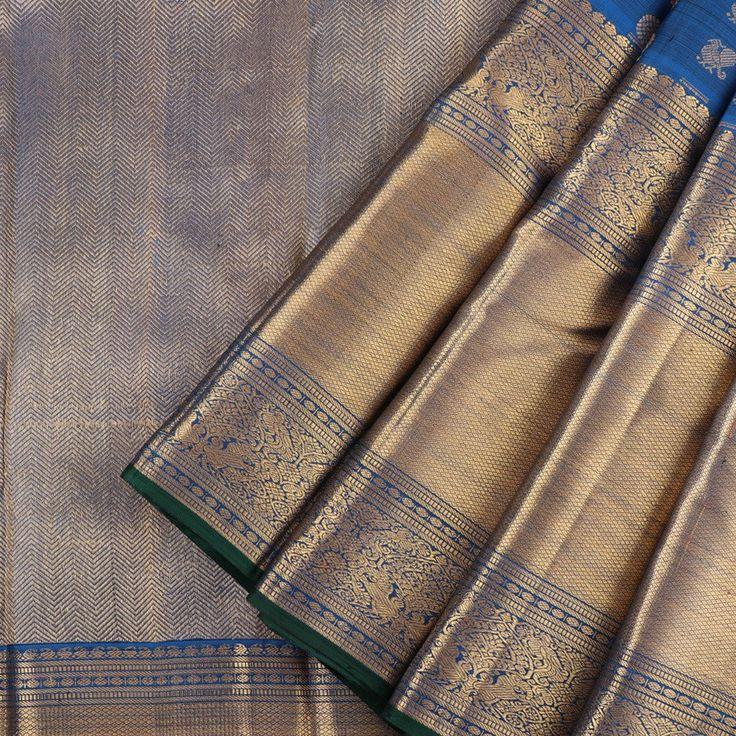 Kanakavalli Kanjivaram Silk Sari 072-01-20246 - Cover View 1