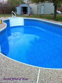 Installing Pool Liner Diy Pinterest Pool Liners And