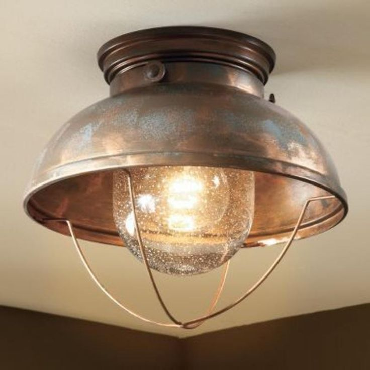 Ceiling Light Fixture Antique Rustic Chandelier Fixtures Vintage Flush  Mount Fan