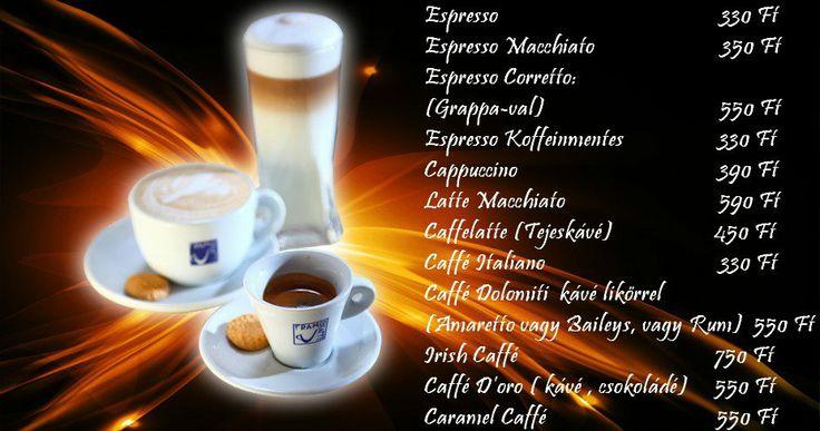 Kávé minden reggelre! :)