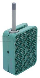 Pistachio colored WISPR. http://ezvaporizers.com/portable-vaporizers/wispr/prod_512.html