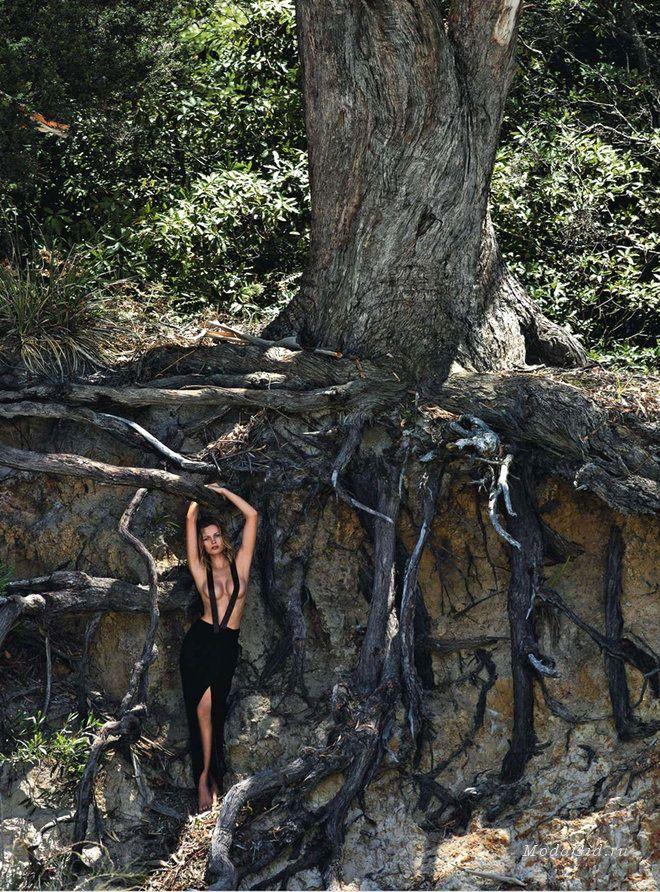 Модные новости: Летние фотосессии для модного глянца 2014