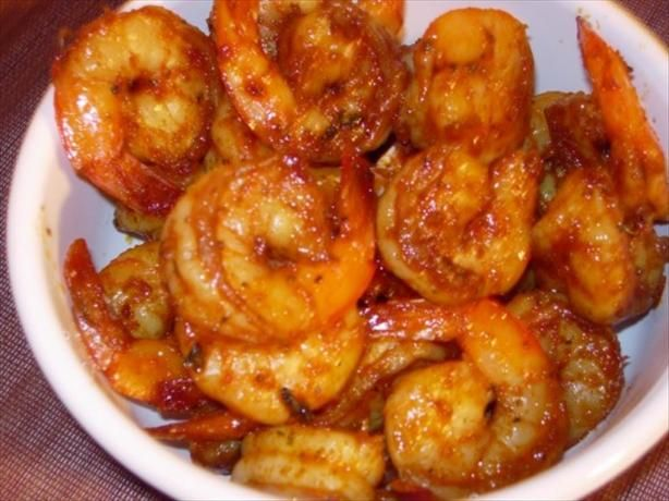 "Grilled these yesterday. Even the guys that ""don't like shrimp"" were eating them! I used Good Seasons Italian Dressing mix for the Italian Seasoning."